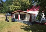 Camping  Acceptant les animaux Pologne - Your Camp Amw Rewita Kormoran przyczepa Tabbert Princessa-2