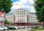 Hôtel Minsk - Crowne Plaza - Minsk