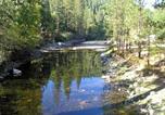 Villages vacances Oakhurst - Yosemite Lakes River Yurt 25-3