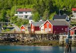 Location vacances Bodø - Madelhea Cabin- Seaview Lodge-1