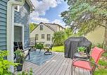 Location vacances Faribault - Charming Home with Patio, Next to Lake Waconia!-2