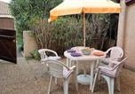 Location vacances Saint-Cyprien - One-Bedroom Holiday Home With Garden Estivales - Est212-1