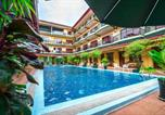 Hôtel Sihanoukville - Grand Sihanouk Ville-1