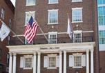 Hôtel Warwick - Hampton Inn & Suites Providence Downtown-1