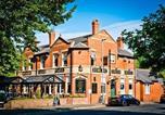 Hôtel Trafford - Bowling Green-1