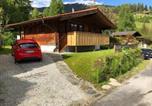 Location vacances Niedernsill - Calming Chalet in Niedernsill Salzburg with Garden-1