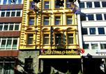 Hôtel Gare centrale de Düsseldorf - Hotel Bismarck-1
