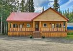 Location vacances Kenai - Townhome Near Kenai River with Deck and Fire Pit!-4