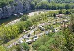 Camping Rhône-Alpes - Camping Les Actinidias-1