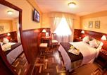 Hôtel Huaraz - Hotel El Tumi-2