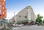 Hôtel Berlin - Ibis Styles Hotel Berlin Mitte-4