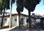Location vacances Vicchio - Luxury Holiday home in Vicchio Tuscany with private terrace-4