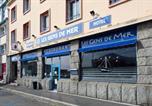 Hôtel Plougonvelin - Hôtel Les Gens De Mer Brest by Poppins-1