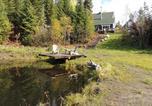 Location vacances Saint-Félix-d'Otis - Le Ti Moose - Les Chalets Spa Canada-2