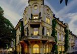 Hôtel 4 étoiles Fribourg-en-Brisgau - Park Hotel Post-2
