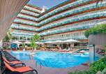 Hôtel Santa Susanna - Hotel Kaktus Playa-1