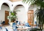 Hôtel Séville - Santiago 15 Casa Palacio-1