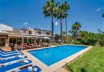 Location vacances Llubí - Holiday Home in Llubi Sleeps 6 with Pool Air Con and Wifi-4