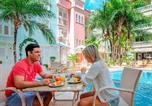 Hôtel Fortaleza - Hotel Villa Mayor-4