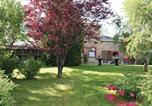 Location vacances Houffalize - Holiday home Route De Lombre-4