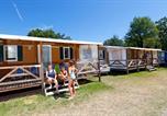 Camping avec Piscine Samoëns - Camping La Pinède - Excenevex-4