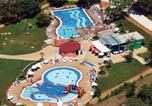 Camping avec Parc aquatique / toboggans Croatie - Camping Lanterna-1