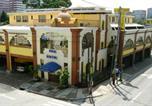 Hôtel Guatemala - Eco Hotel Los Proceres-1