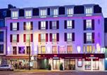 Hôtel Châteauneuf-du-Faou - Mercure Quimper Centre-1