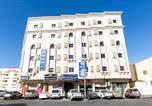 Hôtel Arabie Saoudite - Al Eairy Furnished Apartments -Madinah 3-4
