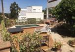 Location vacances Begur - L'Armentera Villa Sleeps 6 Pool Wifi-1