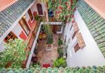 Hôtel Marrakech - Riad Sable Chaud-3