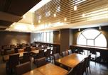 Hôtel Sendai - Apa Villa Hotel Sendai-eki Itsutsubashi-3