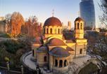 Location vacances  Ukraine - Shovkovychna 48 Apartment-3