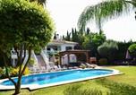 Mijas Villa Sleeps 12 Pool Air Con Wifi