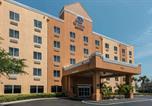 Hôtel Tampa - Comfort Suites Tampa Airport North-1