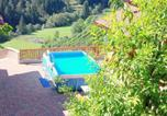 Location vacances Coredo - Modern Holiday Home with Swimming Pool and Sauna in Caldes-4