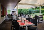 Hôtel Chille - Logis Hotel Lons-le-Saunier - Restaurant Le Grill-3