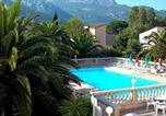 Camping avec Piscine couverte / chauffée Belgodère - Résidence Thalassa -1