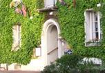 Hôtel Saint-Hilaire-Petitville - Auberge du Vieux Chateau-1