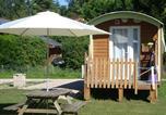 Camping Haute Savoie - Camping La Pourvoirie des Ellandes-2