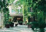 Hôtel 4 étoiles Valliguières - Le Prieure-1