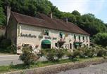 Hôtel Clairvaux-les-Lacs - Logis Hostellerie des Monts Jura-1
