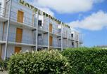 Hôtel Tocqueville - Première Classe Cherbourg - Tourlaville-1