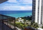 Location vacances Sunny Isles Beach - Beachfront Amazing Ocean View Apartment-1