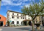 Hôtel La Martre - Hotel du Levant-1