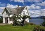 Location vacances Volda - Irenegarden - Fjord view holiday home-3