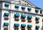 Hôtel Pierrefonds - Hôtel de Flandre-4