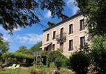 Hôtel Campagnac - Aux Berges du Coubisou-1