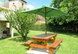 Location vacances Bourgogne - Holiday Home Le Noyer - Bny100-4
