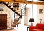 Hôtel Saint-Mard - Chambre d'hôtes Les Herbes Folles-1